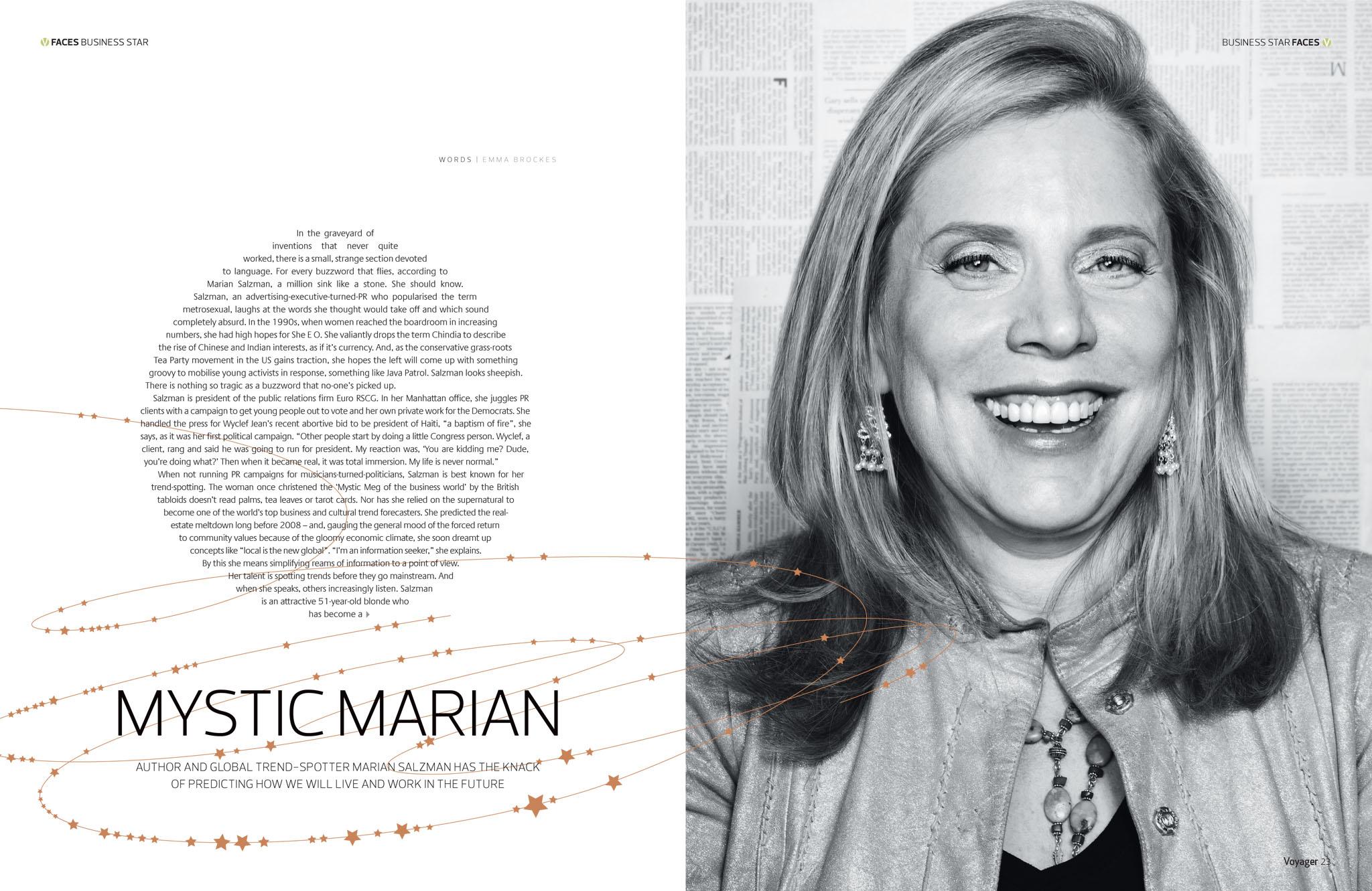 Marian salzman metrosexual