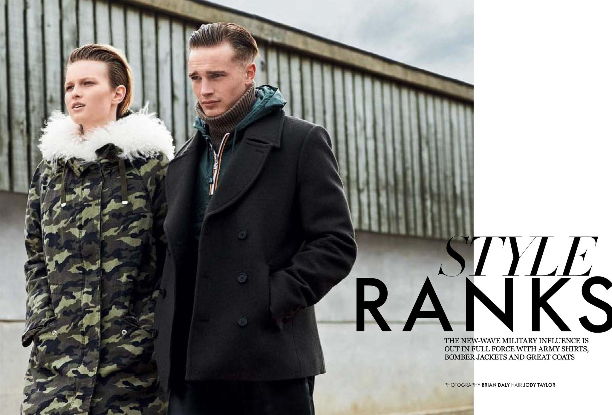 Style Ranks-1